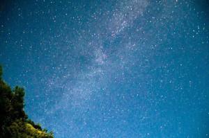 Yoshiki撮影夜空1